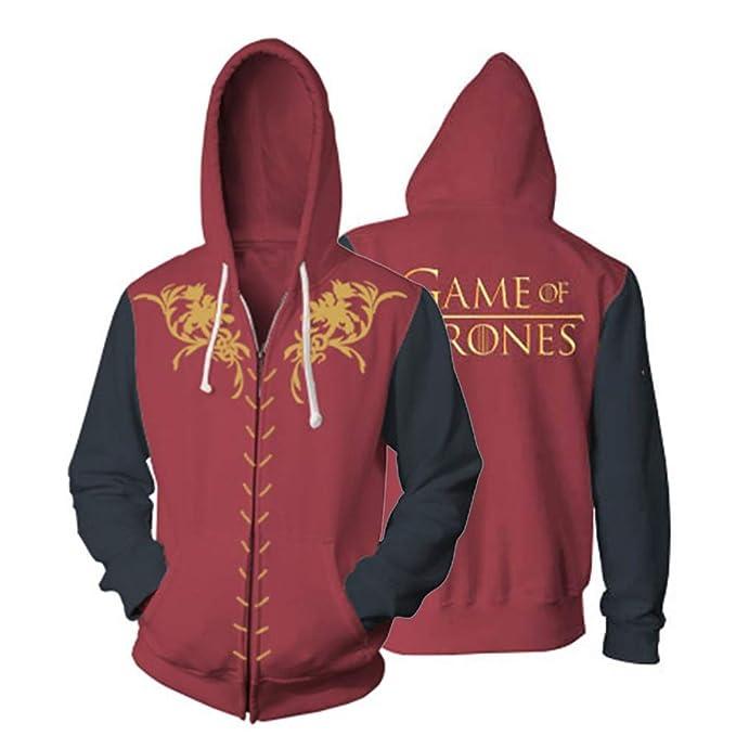 Amazon.com: GOT Tyrion Lannister - Sudadera con capucha para ...