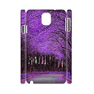 T-TGL(RQ) Customized New Printed Phone Case for Samsung galaxy Note 3 N9000 3D diy Tree case