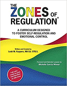 Image result for zones of regulation book