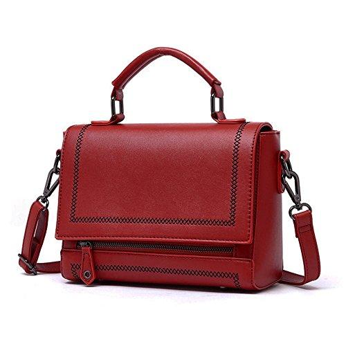 Sommer Tasche, Handtaschen, Mode Koreanische Version Der Wilden Schulter  Schrägen Rucksack, Atmosphärische Handtasche