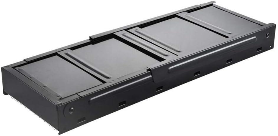Acier inoxydable, extérieur ménages carbone charbon portable (3~8 personnes), 58x20x37cm @ (Couleur: Noir) (Couleur: Noir) HAOSHUAI (Color : Black) Black