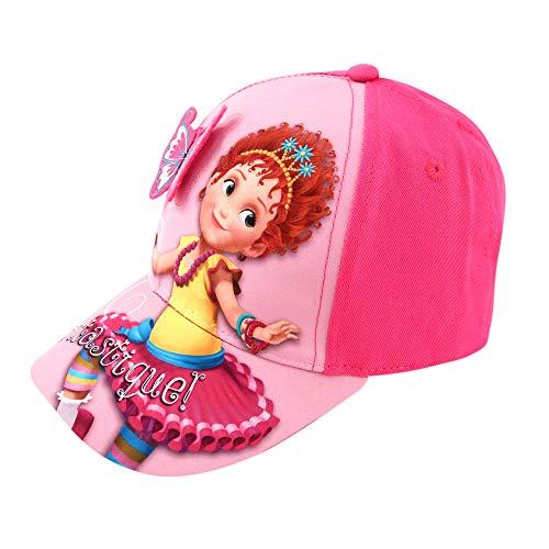 Disney Fancy Nancy Baseball Cap, Toddler Girls, Ages 2-4 (Hot Pink) ()