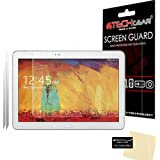 [Pack of 2] TECHGEAR® Samsung Galaxy Note 10.1 2014 Edition SM-P600 P601 P605 Series MATTE / ANTI GLARE LCD Screen Protectors With Cleaning Cloth & Application Card