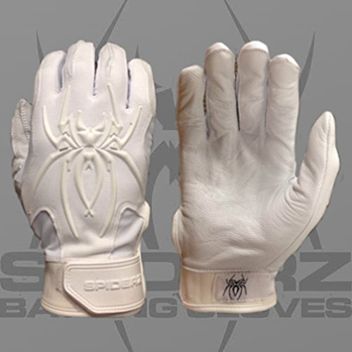 Spiderz Batting Premium Textured Leather