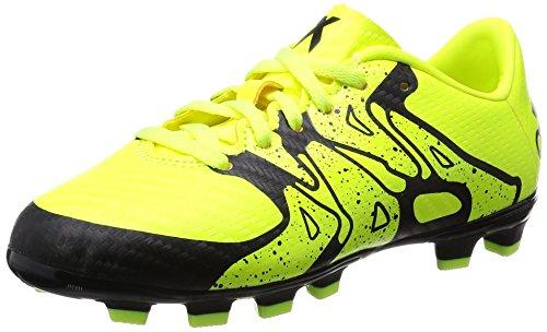 adidas Kinder Fussballschuhe X 15.3 HG Jr solar yellow/solar yellow/core black 36