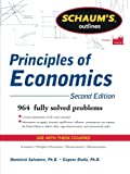 img - for Schaum's Outline of Principles of Economics, 2nd Edition (Schaum's Outlines) book / textbook / text book