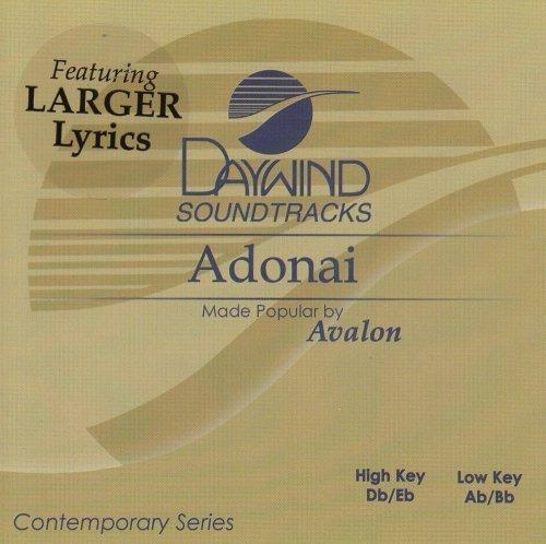 - Adonai [Accompaniment/Performance Track] by Made Popular By: Avalon