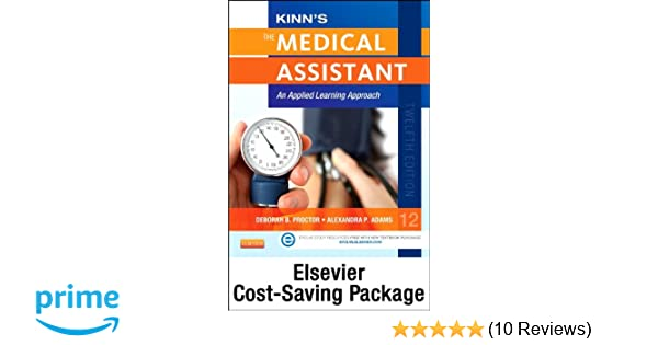 Kinns the medical assistant text study guide and procedure kinns the medical assistant text study guide and procedure checklist manual package with icd 10 supplement an applied learning approach fandeluxe Images