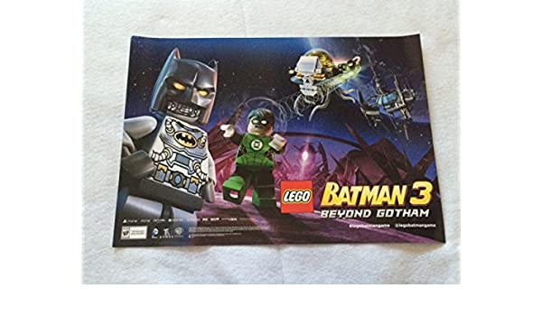 LEGO BATMAN 3 BEYOND GOTHAM - 15