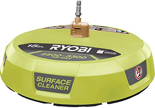 Honorary Mention: Ryobi Surface Cleaner RY31SC01