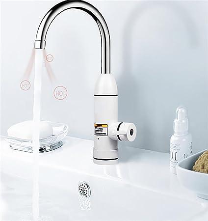 Calentador De Agua EléCtrico Calentador De Agua EléCtrico Calentador De Agua Sin Calentamiento, Llave De