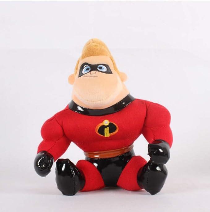 20 cm The Incredibles 2 juguetes de peluche Mr. Incredible