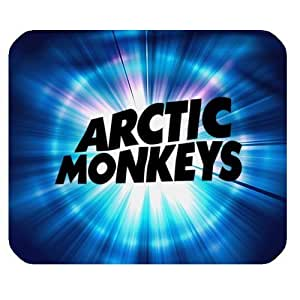Generic Personalized England Rock Band Arctic Monkeys Halo Style for Rectangle Mouse Pad