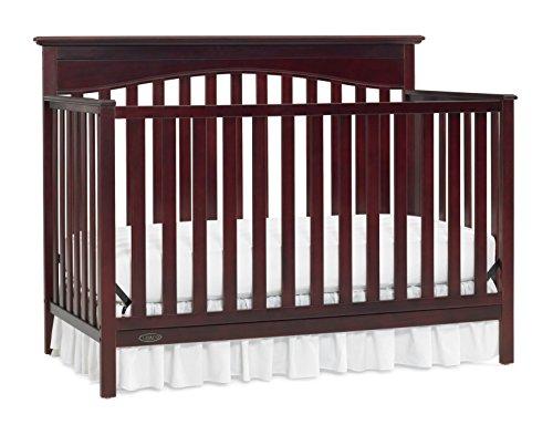 Graco Hayden Convertible Crib Cherry