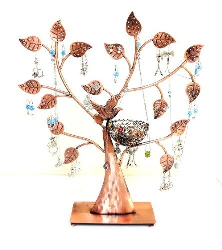Jewelry tree is a great present for MIL if she owns a lot of necklaces, rings and earrings.