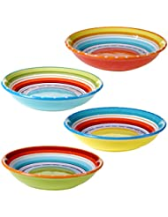Amazon com: Pasta Bowls: Home & Kitchen