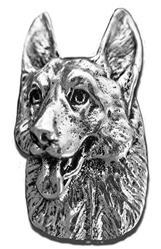 Precious Breeds Antique Pewter German Shepherd ()