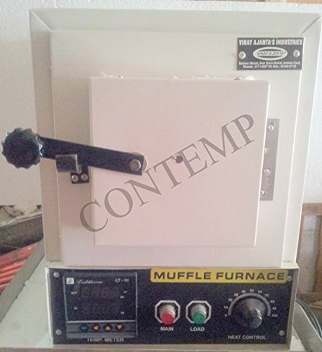 Ajanta Digital Muffle Furnace 900 Degree, Heating Laboratory Furnace