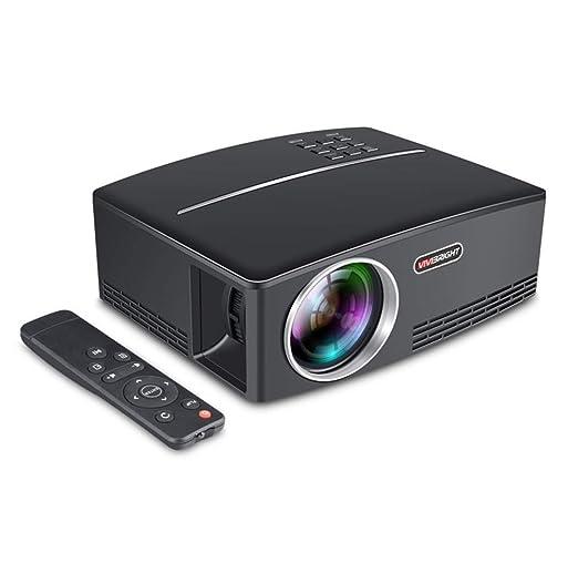 WF 1800 Lúmenes ANSI Mini Proyector 3D Full HD, Versión Básica ...