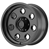 XD Series by KMC Wheels XD300 Pulley Satin Black Wheel (16x8''/8x170mm, 0 offset)