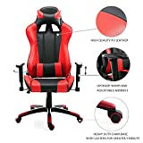 Best Microfiber Sofa With Casters - Executive Racing Gaming Chair Office Computer High Back Review