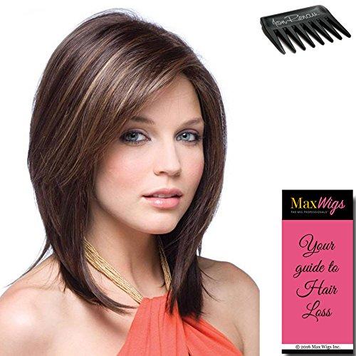 - Jackson Wig Color Creamy Toffee Rooted - Noriko Wigs 9