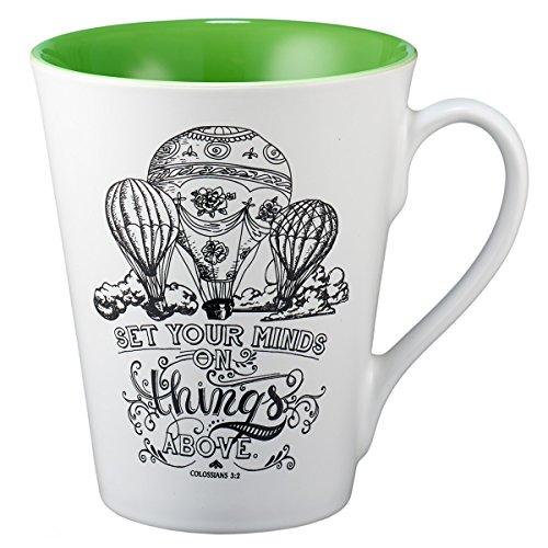 Illustrated Scripture Mug: