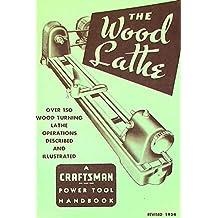 CRAFTSMAN Wood Lathe 1954 Handbook Operator's Manual