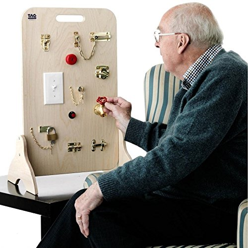 Memory Loss & Alzheimer's Dementia Activity/Latch & Key Center for Memory & Mental Stimulation
