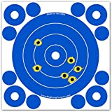Big Dawg Targets - Adhesive 4 Inch Reactive Splatter Shooting Target