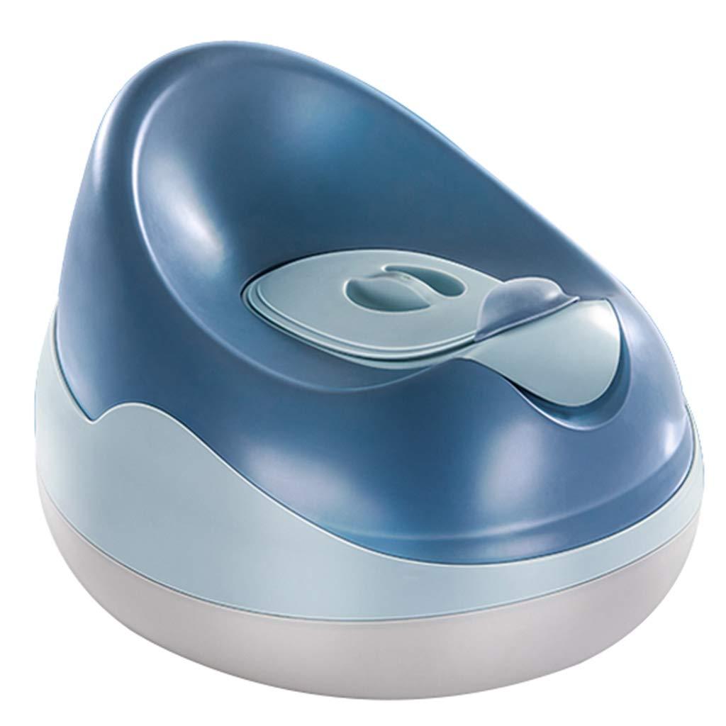 子供のトイレ1-3-6歳のベビートイレ男性/女性のベビートイレ子供の便器トイレ70KGの重量に耐えることができる おむつトイレ (Color : Blue, Size : 37*40*28cm/15*16*11inch) 37*40*28cm/15*16*11inch Blue B07KCP57HB