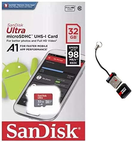 A free Hot Deals 4 Less High Speed all in one Card Reader is included Perfect Fit For LG XENON GR500 BANTER AX265 phone 32GB MicroSDHC Class 10 High Speed Memory Card Comes with.