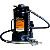 Black Bull AIRBJ20 20 Ton Manual Air/Hydraulic Bottle Jack