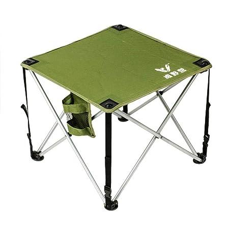Mesa de Picnic Plegable Al Aire Libre Multifunción Camping ...