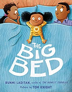 Book Cover: The Big Bed