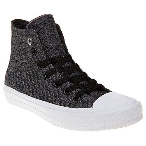 Converse Chuck Taylor All Star Ii High Damen Sneaker Grau Grey