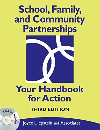 Books : School, Family, and Community Partnerships: Your Handbook for Action