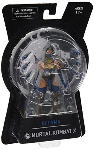 Mezco Toyz Mortal Kombat X: Kitana Action Figure]()