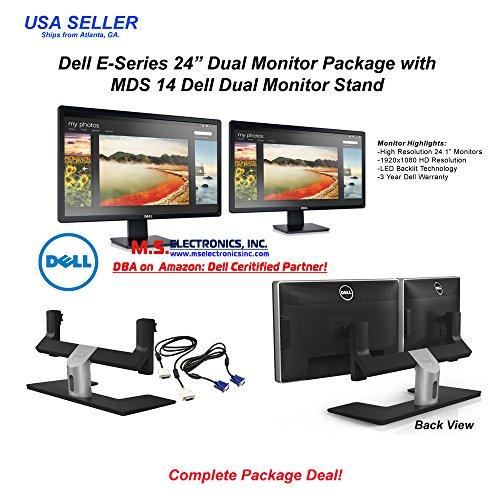 Dell 24 inch Widescreen Monitor Bundle