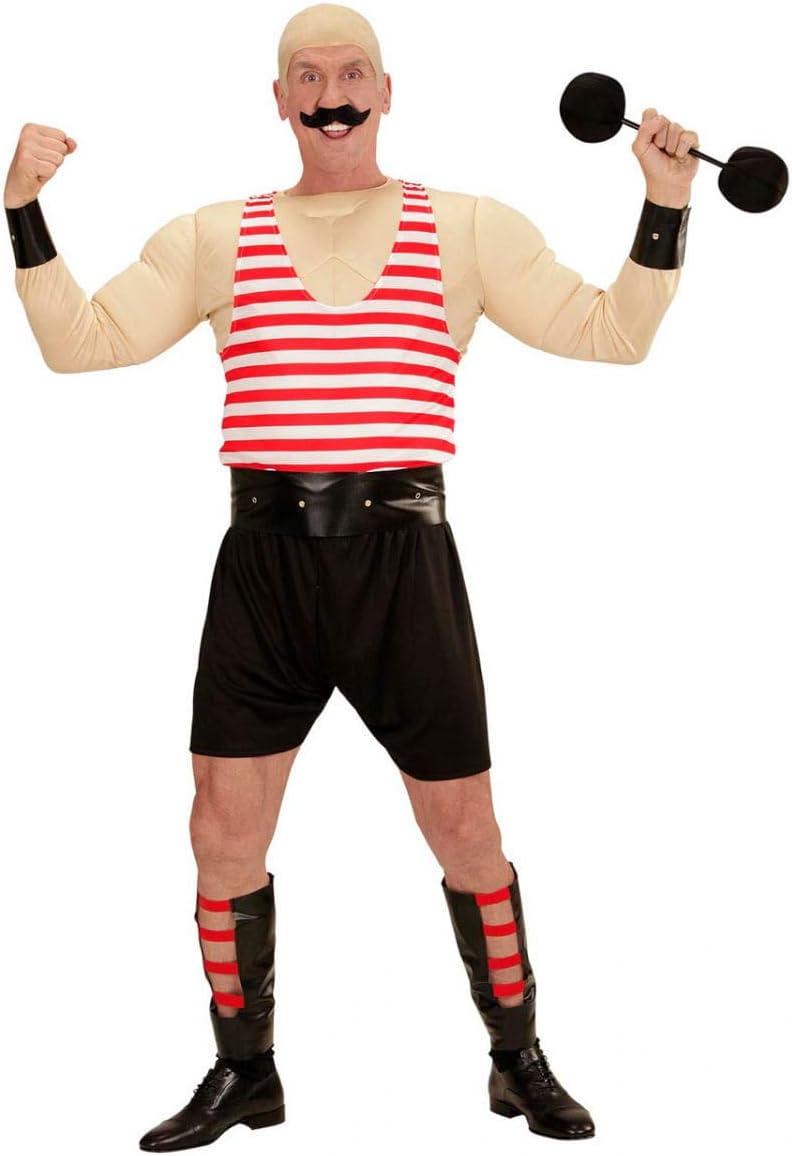 Horror-Shop traje Hombre muscular M/L: Amazon.es: Juguetes y juegos