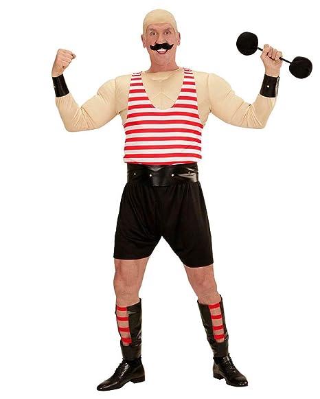 Horror-Shop traje Hombre muscular XL