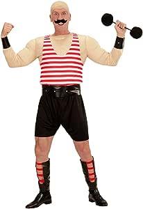 Horror-Shop traje Hombre muscular XL: Amazon.es: Juguetes y juegos