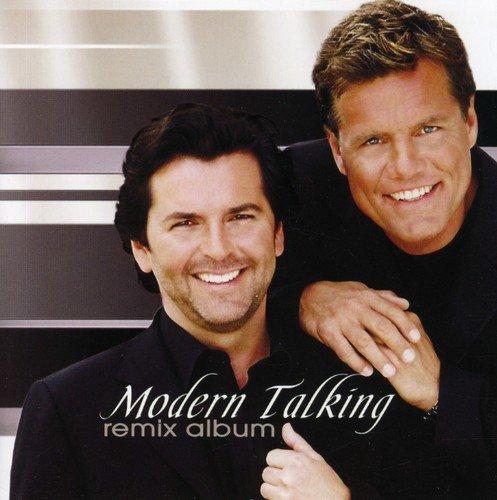 CD : Modern Talking - Remix Album (CD)
