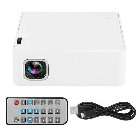 Sorand Mini Proyector Full HD 1920 * 1080, Proyector de ...