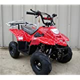 110cc ATV Fully Automatic with a Remote Control and Speed Governor