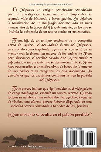 El secreto de La Candelaria: Amazon.es: David Rotger Llinás ...