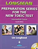 The New TOEIC Test : Intermediate Course, Lougheed, Lin, 0131993151