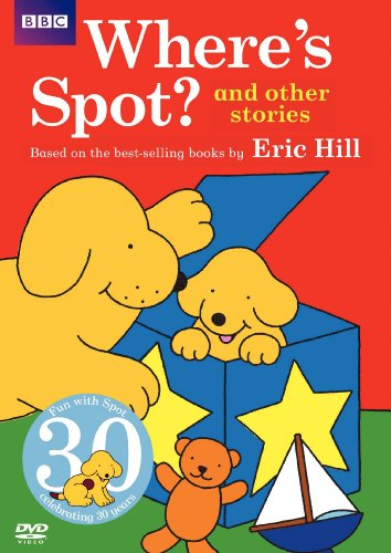 Colour Spot (Spot: Where's Spot? and Other Stories)
