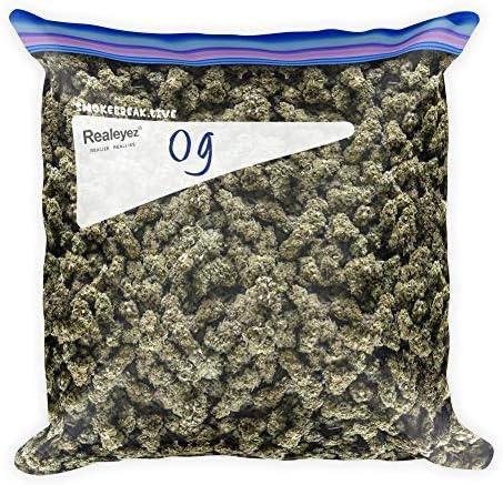 Smoke Break OG Kush Weed Pillow