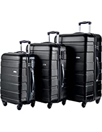MT Imagine Luggage Set 3 Piece Spinner Suitcase 20 24 28inch